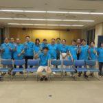 準備万端.第10回大阪南医療センター緩和ケア研修会